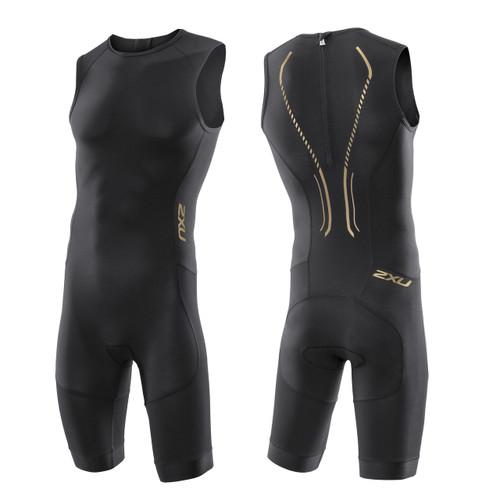 2XU - Elite X Short Course Trisuit - Men's