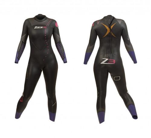 Zone3 Women's Aspire Wetsuit - Ex Rental  - One Hire