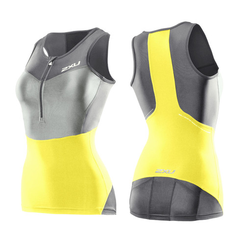 2XU - G:2 Compression Tri Singlet - Women's