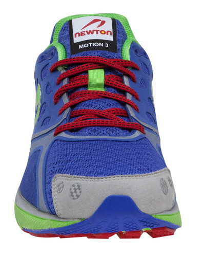 Newton Men's Motion III - Stability Performance Trainer - Blue / Lime
