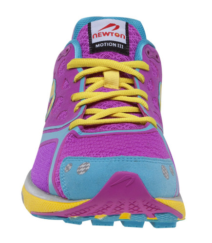 Newton Women's Motion III - Stability Trainer - Orchid / Yellow