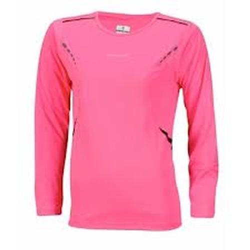 RonHill Women's Vizion Long Sleeve Crew Tee Shirt
