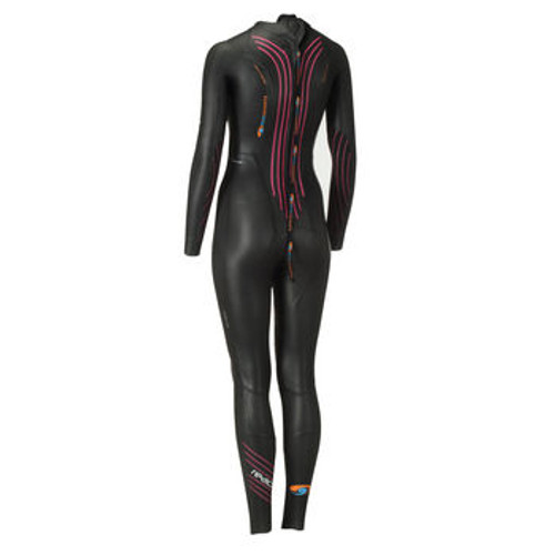 Blue Seventy Women's Reaction Wetsuit - Ex Rental One Hire