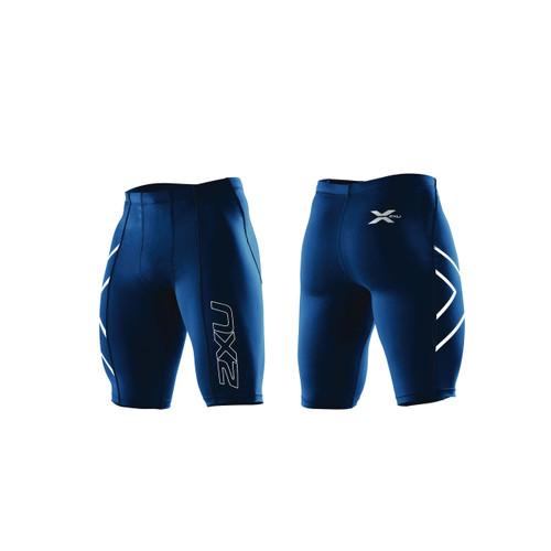 2XU - Men's Coloured PWX Compression Shorts