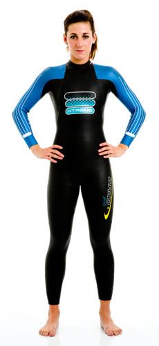 Mako Women's eXtreme Ex Rental Wetsuit - One Hire