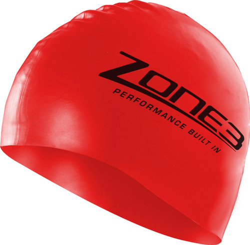 Zone3 - Silicone Swim Cap