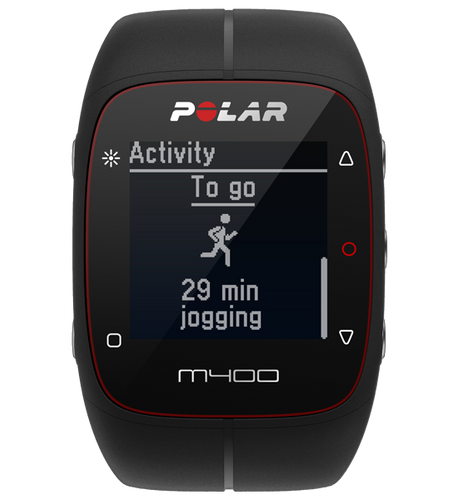 Polar - M400 Sport Training Watch with GPS