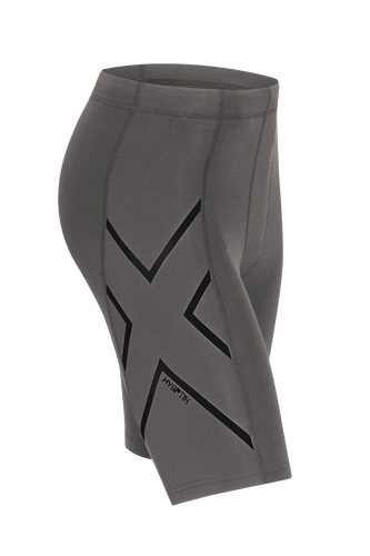 2XU - Hyoptik Reflective Compression Shorts - Men's