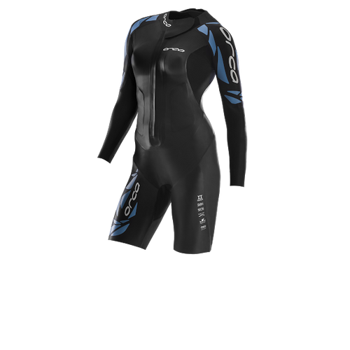 Orca - Women's SwimRun Shorty Wetsuit