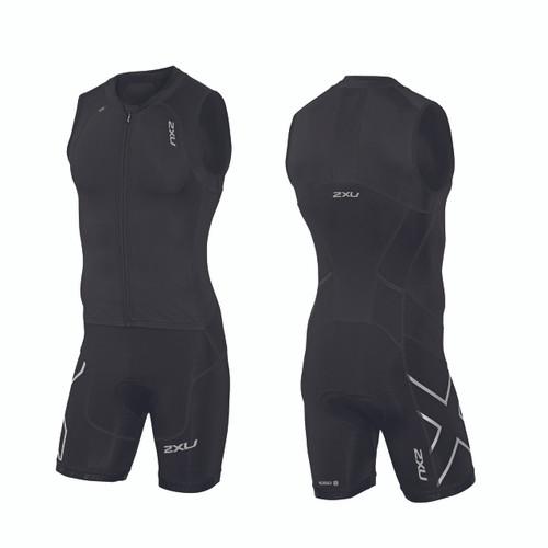 2XU - Compression Full Zip Trisuit - Men's