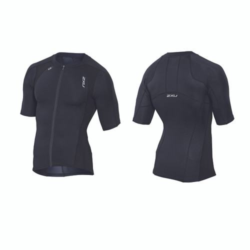 2XU - Compression Sleeved Tri Top - Men's