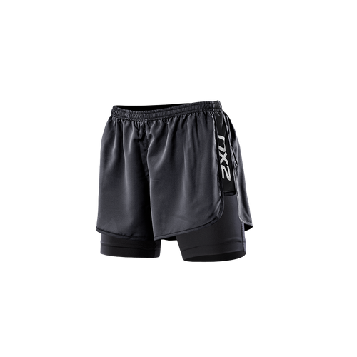2XU Run Shorts With Compression - Women's