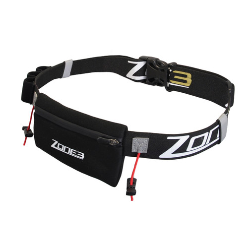 Zone3 - Race Belt with Neoprene Pouch