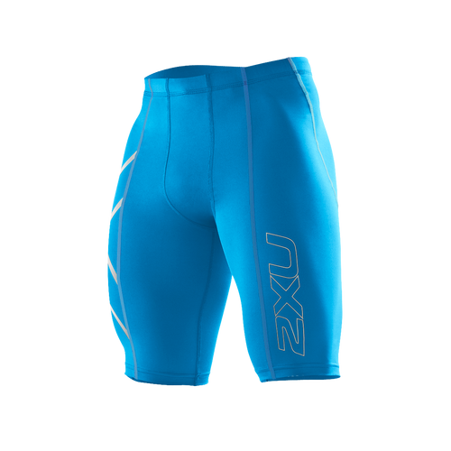 2XU Core Compression Short - Men's Royal Blue