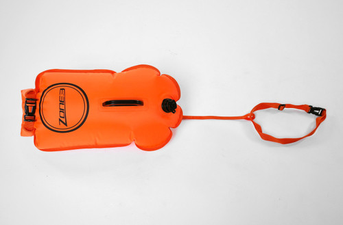 Zone3 - Swim Safety Buoy & Dry Bag 28L