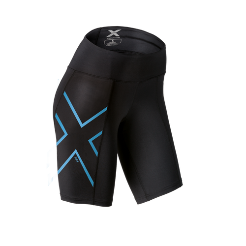 2XU ICE Mid-Rise Compression Shorts - Women's