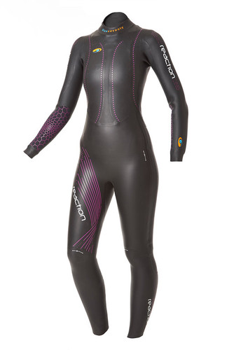Blue Seventy - 2016 Reaction Wetsuit - Women's Ex Rental One Hire