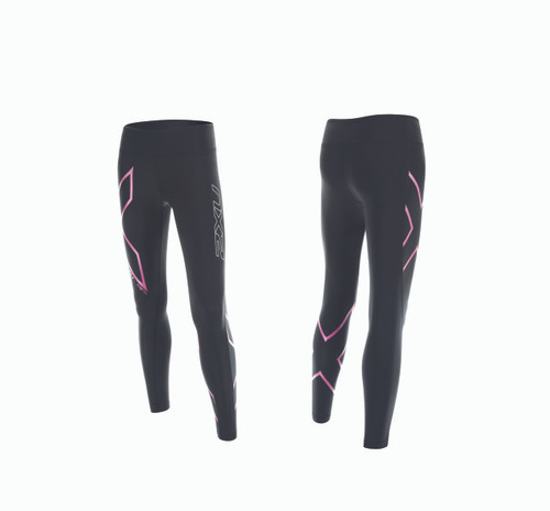 2XU - Hyoptik Mid Rise Compression Tights - Women's