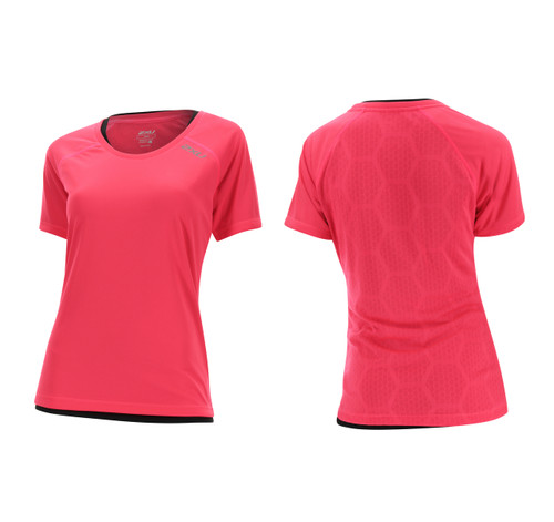2XU - Tech Vent Short Sleeve Top - Women's
