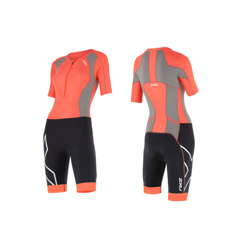 2XU - Compression Sleeved Trisuit - Women's - 2017