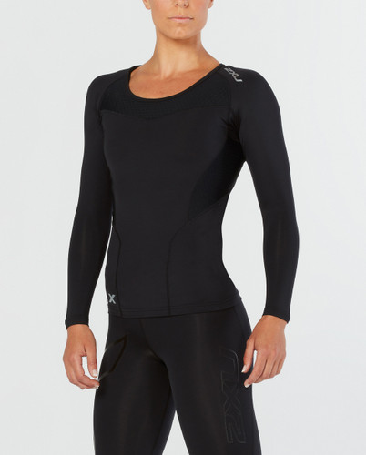 2XU - Women's Compression Long Sleeve Top - AW17