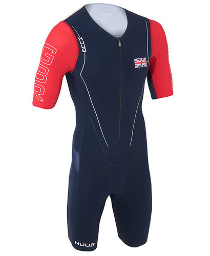 HUUB - Patriot GB Archimedes II 3:5 Triathlon Wetsuit & GB DSLC Suit