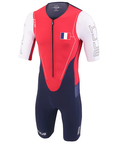 HUUB - Dave Scott Long Course Suit - France Limited Edition