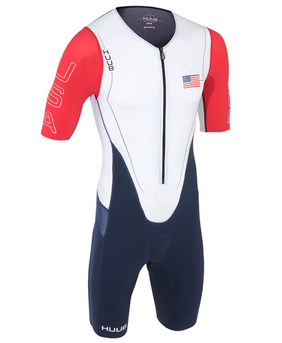 HUUB - Dave Scott Long Course Suit - USA Limited Edition