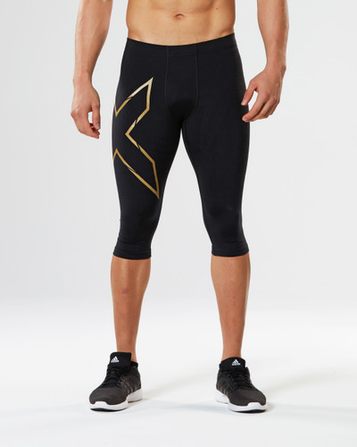 2XU - Men's Alpine MCS Thermal Compression 3/4 Tights - AW17