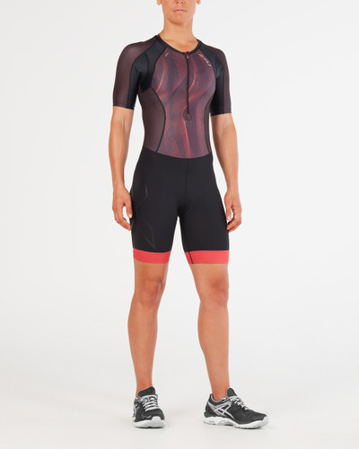 2XU - Compression Sleeved Trisuit - Women's - 2018