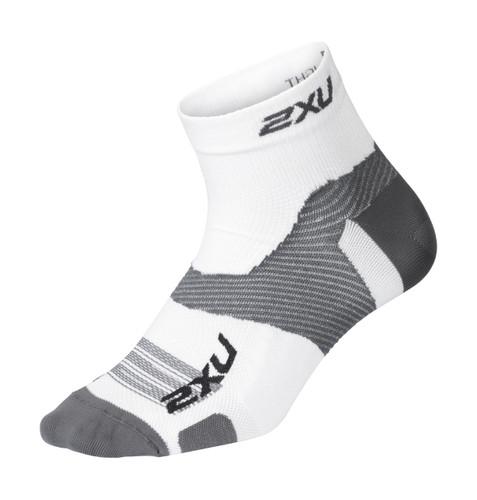 2XU - Vectr Ultralight 1/4 Crew Socks - 2018
