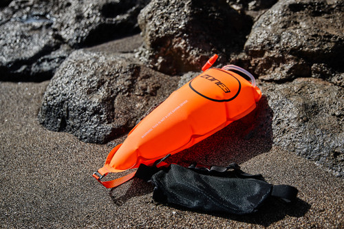 Zone3 - Swim Safety Belt with Tow Float Pouch