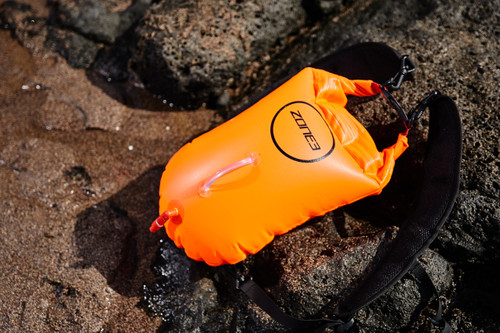 Zone3 - Swim Run Backpack Dry Bag Buoy 28L