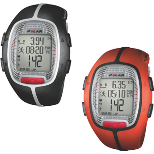 Polar RS300x Running - Speed, Distance and Heart Rate Monitor
