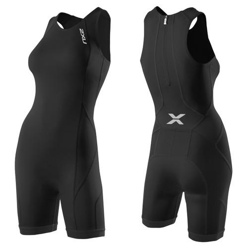 2XU Comp Trisuit + Rear Zip - Women's M & L