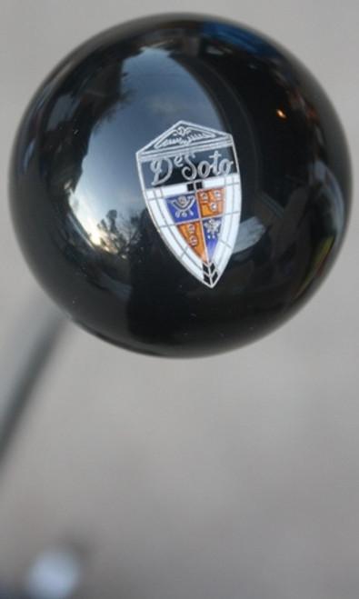 DeSoto Shield Shift Knob