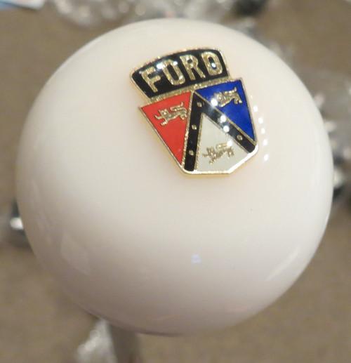 Vintage FORD Shield Emblem Logo