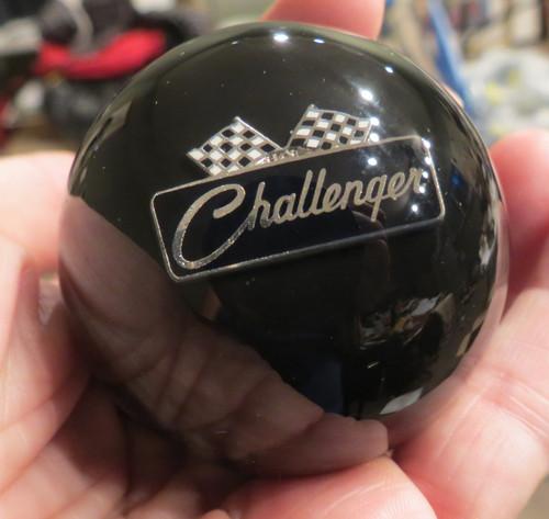Dodge Challenger Flags Shift Knob