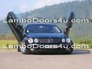 Mercedes Benz C Class Vertical Lambo Doors Bolt On 93 94 95 96 97 98 99 00