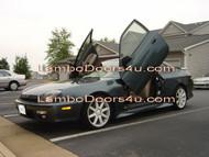 Honda Prelude Vertical Lambo Doors Bolt On 92 93 94 95 96