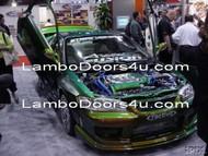 Honda Civic Vertical Lambo Doors Bolt On 2dr 4dr HB 92 93 94 95