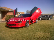 Chevrolet Camaro Vertical Lambo Doors Bolt On 93 94 95 96 97 98 99 00 01 02