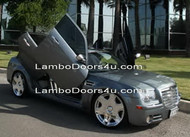 REAR Chrysler 300 300C Vertical Lambo Doors Bolt On 05 up