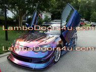 Acura RSX Vertical Lambo Doors Bolt On 02 03 04 05 06