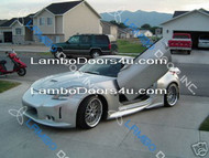 Infiniti G35 G37 2dr 4dr Vertical Lambo Doors Bolt On 07 up