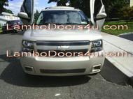 GMC Yukon Denali Vertical Lambo Doors Bolt On 07 08 09 10