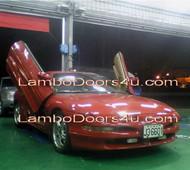 Ford Telstar Vertical Lambo Doors Bolt On 91 92 93 94 95 96