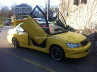 Mitsubishi Galant Vertical Lambo Doors Bolt On 96-06 8th Generation