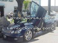 Lexus GS300 GS400 GS430 Vertical Lambo Doors Bolt On 98 99 00 01 02 03 04 05