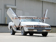 Buick LeSabre Vertical Lambo Doors Bolt On 71 72 73 74 75 76